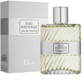 Dior Eau Sauvage eau de toilette férfiaknak 100 ml szórófej nélkül