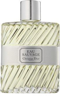 Dior Eau Sauvage Eau de Toilette voor Mannen 200 ml Zonder Verstuiver