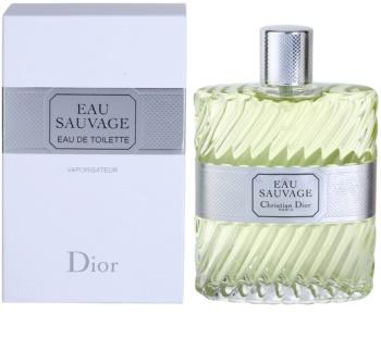 Dior Eau Sauvage eau de toilette férfiaknak 100 ml