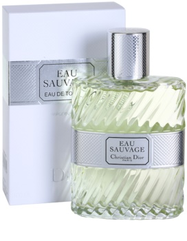 Dior Eau Sauvage туалетна вода для чоловіків 100 мл