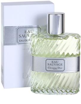 Dior Eau Sauvage Eau de Toilette für Herren 100 ml