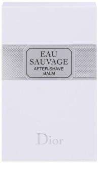 Dior Eau Sauvage borotválkozás utáni balzsam férfiaknak 100 ml
