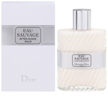 Dior Eau Sauvage After Shave Balsam für Herren 100 ml