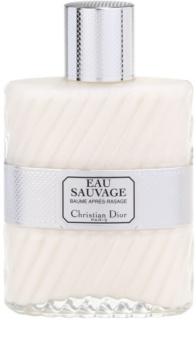 Dior Eau Sauvage bálsamo após barbear para homens 100 ml