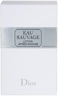 Dior Eau Sauvage losjon za po britju za moške 100 ml