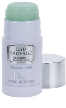 Dior Eau Sauvage Deodorant Stick voor Mannen 75 ml
