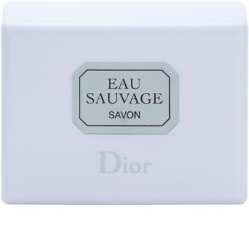 Dior Eau Sauvage sabonete perfumado para homens 150 g
