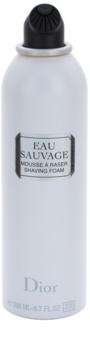 Dior Eau Sauvage Scheerschuim  voor Mannen 200 ml