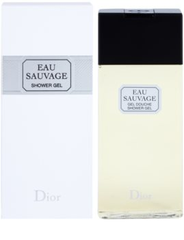 Dior Eau Sauvage Shower Gel for Men