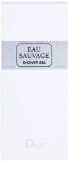 Dior Eau Sauvage гель для душу для чоловіків 200 мл