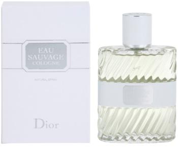 Dior Eau Sauvage Cologne Eau De Cologne Für Herren 100 Ml Notinoat
