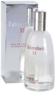 Dior Fahrenheit 32 Eau de Toilette für Herren 100 ml