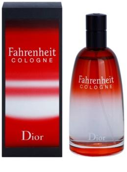 Dior Fahrenheit Cologne Eau de Cologne for Men 125 ml