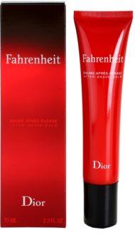 Dior Fahrenheit βάλσαμο για μετά το ξύρισμα για άντρες 70 μλ