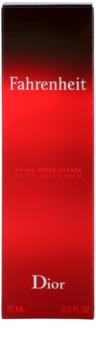Dior Fahrenheit balzám po holení pre mužov 70 ml