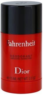 Dior Fahrenheit desodorante en barra para hombre 75 ml
