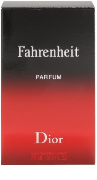 Dior Fahrenheit Parfum Perfume for Men 75 ml