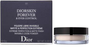 Dior Diorskin Forever & Ever Control матуюча розсипчаста пудра