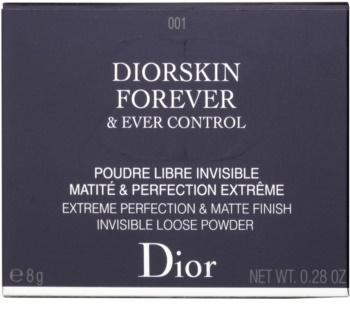 Dior Diorskin Forever & Ever Control matující sypký pudr
