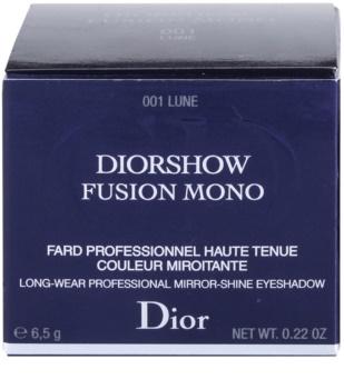 Dior Diorshow Fusion Mono dolgoobstojna sijoča senčila za oči