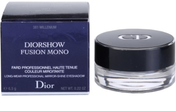 Dior Diorshow Fusion Mono dlouhotrvající zářivé oční stíny