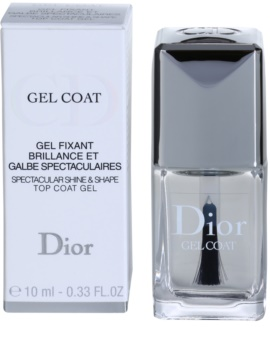 Dior Gel Coat lak za nohte z visokim sijajem