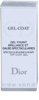 Dior Gel Coat lac de unghii lucios