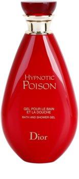 Dior Hypnotic Poison żel pod prysznic dla kobiet 200 ml
