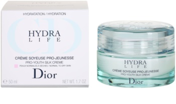 Dior Hydra Life hydratační krém pro normální až suchou pleť