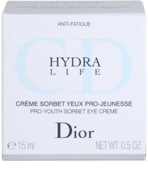 Dior Hydra Life Pro-Youth Sorbet Eye Cream