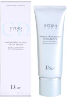 Dior Hydra Life feuchtigkeitsspendende Gesichtsmaske