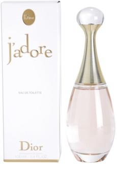 Dior J'adore Eau de Toilette Eau de Toilette voor Vrouwen  100 ml
