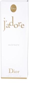 Dior J'adore Eau de Toilette eau de toilette nőknek 100 ml