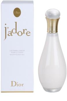 Dior J'adore testápoló tej nőknek 150 ml