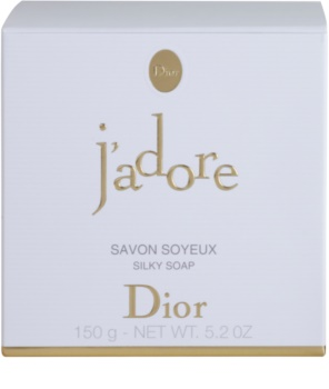 Dior J'adore parfémované mýdlo pro ženy 150 g