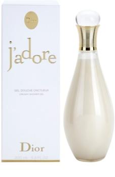 Dior J'adore gel de dus pentru femei 200 ml