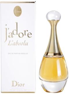 Dior Jadore Labsolu Eau De Parfum Pentru Femei 75 Ml Notinoro