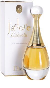 Dior J'adore L'absolu parfémovaná voda pro ženy 75 ml