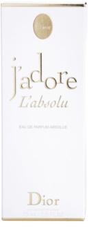 Dior J'adore L'absolu Parfumovaná voda pre ženy 75 ml