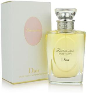 Dior Les Creations de Monsieur Dior Diorissimo Eau de Toilette eau de toilette nőknek 100 ml