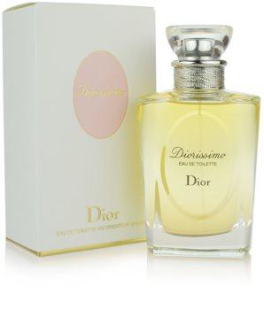 Dior Les Creations de Monsieur Dior Diorissimo Eau de Toilette Eau de Toilette voor Vrouwen  100 ml