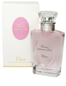 Dior Les Creations de Monsieur Dior Forever and Ever eau de toilette nőknek 50 ml
