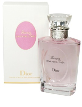 Dior Les Creations de Monsieur Forever and Ever toaletní voda pro ženy 50 ml