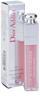 Dior Dior Addict Lip Maximizer luciu de buze pentru un volum suplimentar