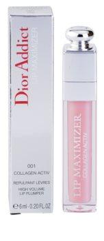 Dior Addict Lip Maximizer блиск для губ для збільшення об'єму