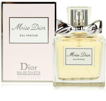 Dior Miss Dior Eau Fraiche toaletní voda pro ženy 50 ml
