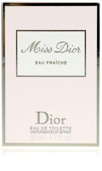 Dior Miss Dior Eau Fraiche Eau de Toilette for Women 50 ml