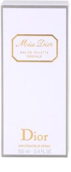 Dior Miss Dior Eau de Toilette Originale toaletní voda pro ženy 100 ml