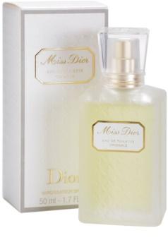 Dior Miss Dior Eau de Toilette Originale Eau de Toilette voor Vrouwen  50 ml