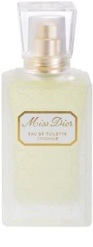 Dior Miss Eau de Toilette Originale woda toaletowa dla kobiet 50 ml